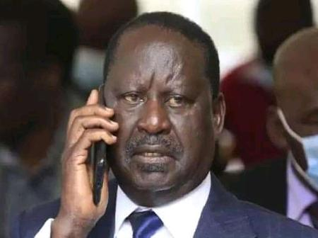 Oburu Odinga's Remarks That There Might no Presidential Elections in 2022 Raises Eyebrows
