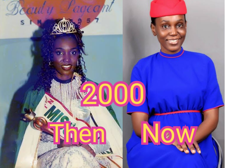 Meet Ladies Who Have Won Miss Nigeria From 1990 To 2010, Checkout Their Old & Recent Photos