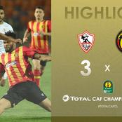 Zamalek suffered a 3-1 CAF Champions league defeat to Esperance Tunis.(Opinion)