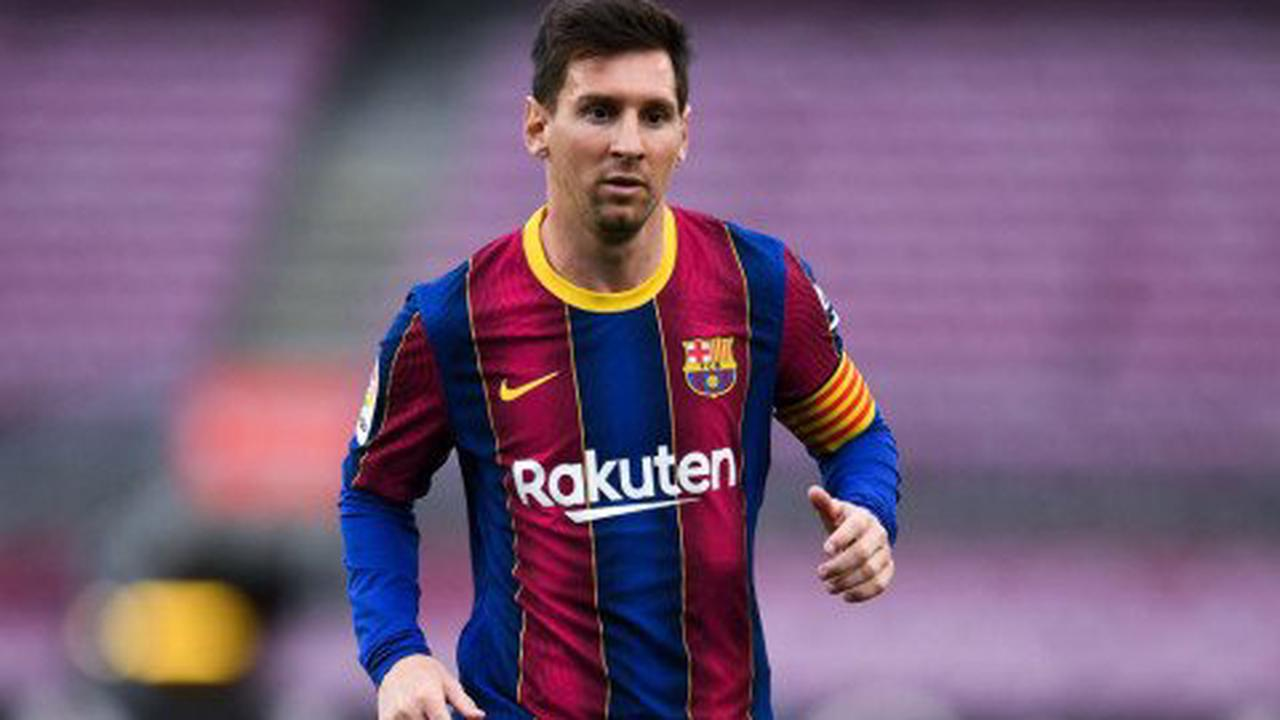Barcelona confirm Lionel Messi will leave this summer after rejecting new contract