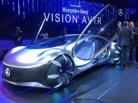 Checkout the new car model yet to be released by Mercedes Benz