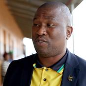 EXPOSED: ANC Top Politician Accepted To Study Master's Degree Without Honours Degree