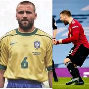 Why Man United Fullback Luke Shaw Has Been Compared To A Brazilian Legend.