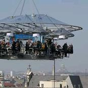 See Pictures of a Restaurant in the Sky