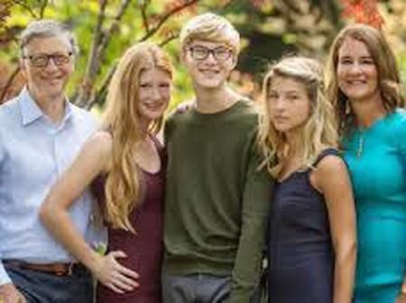 Meet The Lovely Family of Jeff Bezos, Bill Gate And Mark Zuckerberg