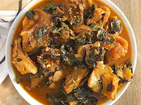 How To Prepare Delicious OHA Soup