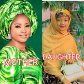 The Daughter Of Hausa Films Actress Hafsat Idris Have Growth Up. Check Out Her Beautiful Photos.
