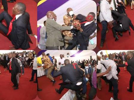 Osoro Finally Narrates What Happened Before He Picked Fight With Simba Arati