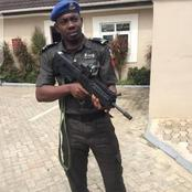 Policeman dismissed, taken to court for shooting his girlfriend during argument in Lagos