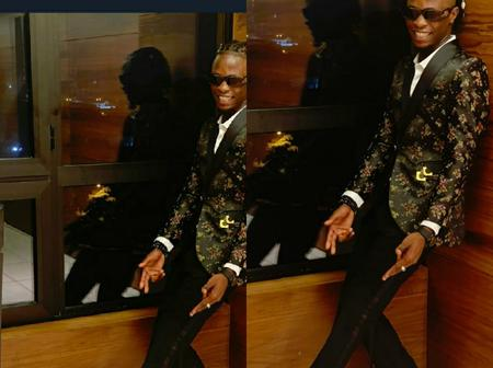 See What Laycon Wore To The 14th Headies Award That Is Generating Reactions Online.
