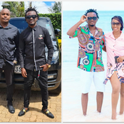 'Patia Kijana Advice Asipotee' Jaguar Told After Fans Notice This On Photo With Bahati