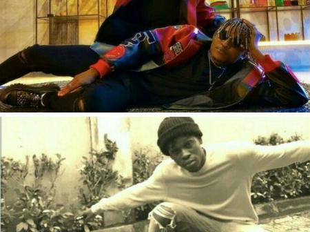 Checkout This Throwback Picture Of Fireboy And Cheque Before Their Fame In The Music Industry
