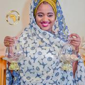 Kannywood:Meet Aishatul Humaira with her co-workers. PHOTOS