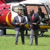 Ruto is Expected To Land in Following Areas Anytime From Now