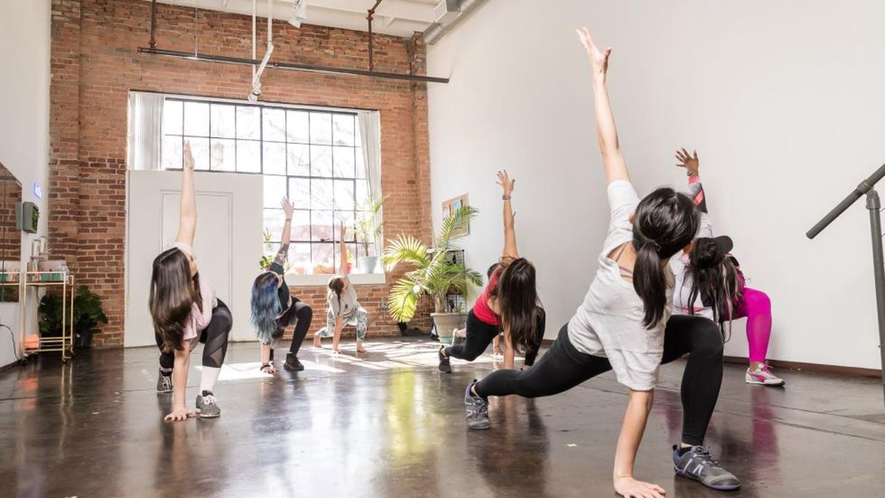 New boutique yoga and dance studio flows feel-good vibes into Fair Park