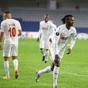 Barca star and Omeruo react to Super Eagles star's statement after scoring 4 goals in 4 Europa games