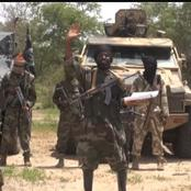 Check Out What Boko Haram Did To 3 Soldiers Of The Nigerian Army And Residents Of Damasak