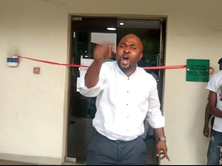 You Can Not Execute This Order, Angry Lawyer Tells C'River State IRS For Sealing Globacom Office