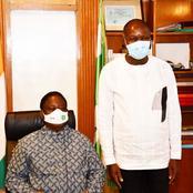 Assemblée nationale, séance de ce jour: Mabri (Udpci) a consulté Bédié, hier