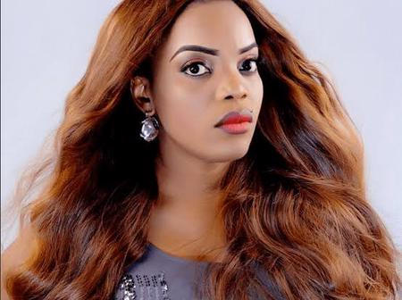 Empress Njamah Stuns In Sneakers, Shows Off Her Work Out Bicycle (Photos)