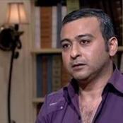 كيف كان رد فعل أم الفنان أحمد عزمي عندما شاهدت مشهدًا لا يليق في فيلم من أفلامه؟