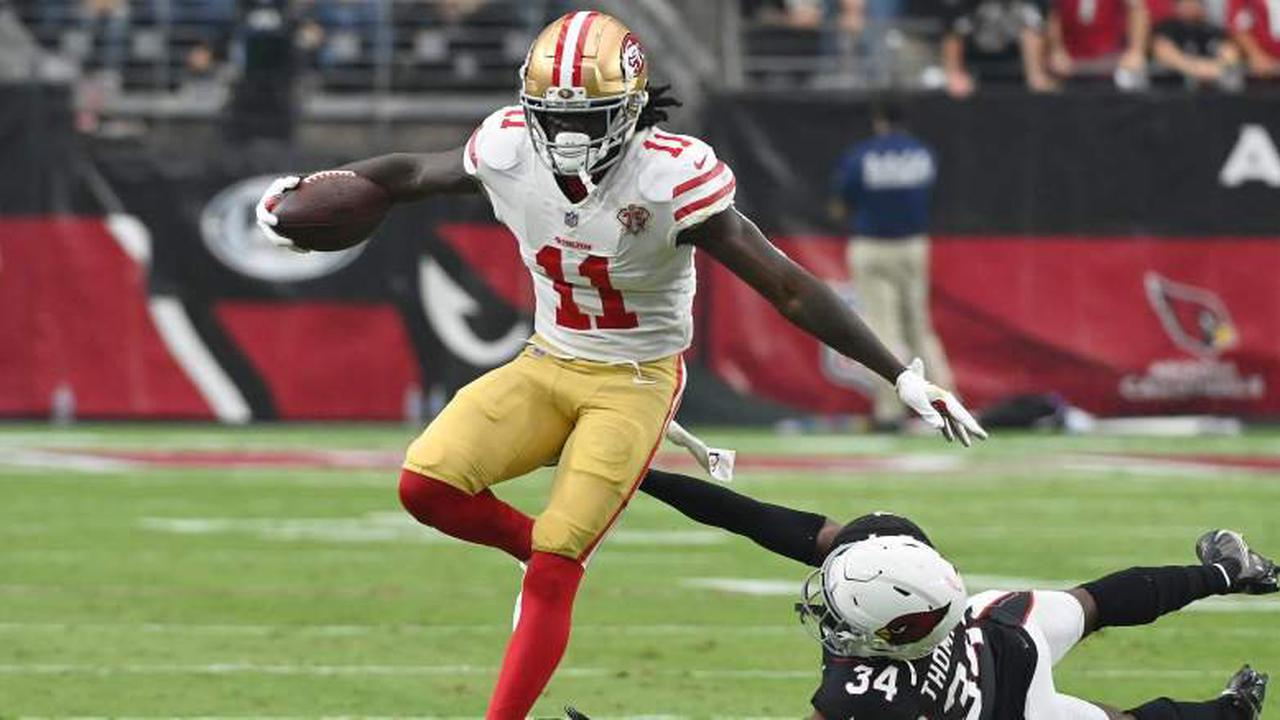 Back in the Doghouse: 49ers GM Blasts WR for not Meeting Expectations