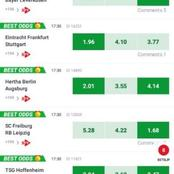 Today's Well Analyzed Bundesliga, La Liga Matches With the Best Odds