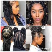 Ladies, Checkout 35 Beautiful Hairstyles For You