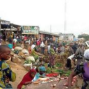 Traders In South Cry Out On Scarcity Of Foodstuffs, Say Markets Are Almost Empty