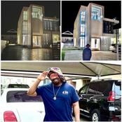 Davido, Falz And Other Celebs React As Don Jazzy Shows Off His Newly Acquired Lekki Mansion(Photos)