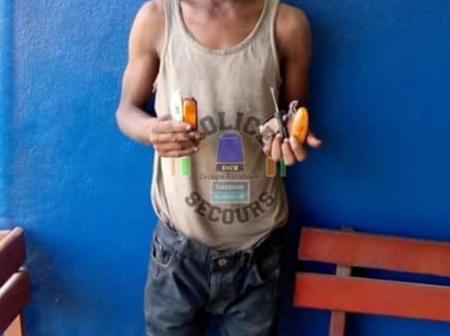 Mystère : Un voleur reste collé à la voleur qu'il tentait de cambrioler à Abobo