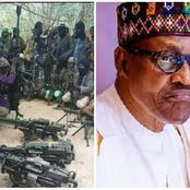 See What Bandits Just Said About Buhari That Causes Reactions
