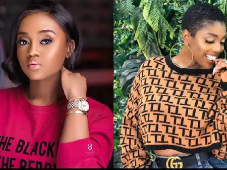 Between Chioma Rowland And Annie Idibia: Who Is Naturally More Beautiful?
