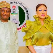 Tonto Dikeh Is Not Our Ambassador Of Peace - NCPC