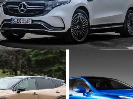 Checkout The Prices Of These 2021/2022 Cars