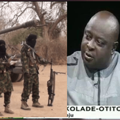 Babajide Finally Speaks On Boko Haram Attack On Maiduguri