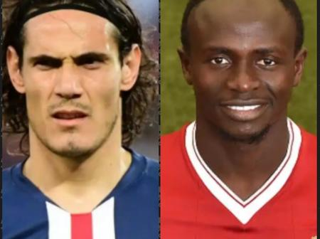 Between Cavani And Mane: Who Is Richer?