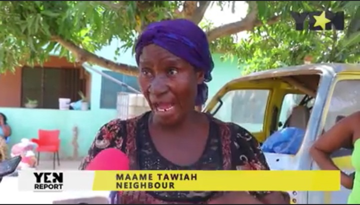 """87b89f0d598b4903acc28282ba0f9507?quality=uhq&resize=720 - Video: """"My Son Was The 1st Target"""" - Kasoa Resident Recounts How Her Child Escaped 'Sakawa' Ritual"""