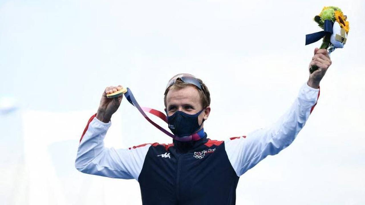 Triathlon: Blummenfelt holt Gold für Norwegen