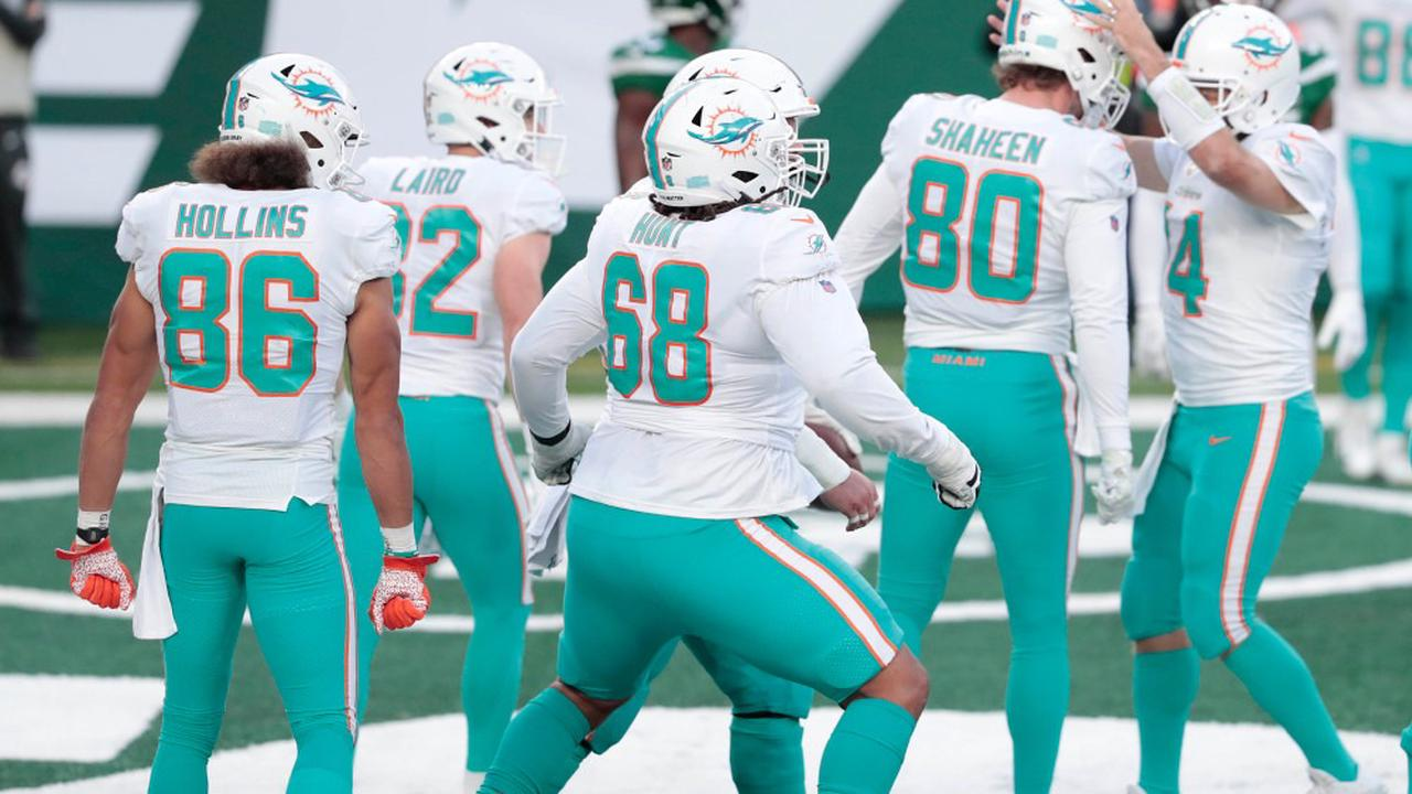 Week 17 playoff seeding scenarios for the Miami Dolphins