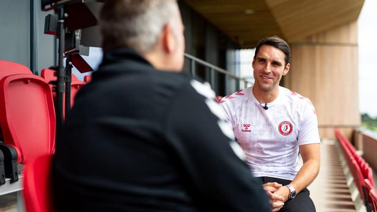 Every word Matty James said on Nigel Pearson, injuries, Barnsley and joining Bristol City
