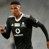 Pule Expresses His Disappointments Following Pirates' Draw Against SuperSport United