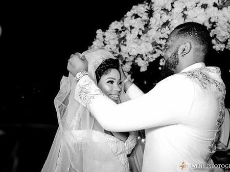 BBN Double Wahala Couple Bamteddy Celebrate Wedding Anniversary
