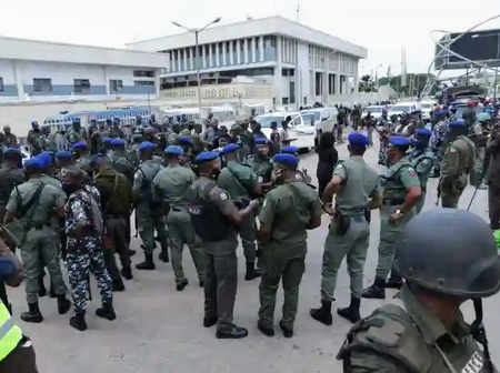 Policemen Deployed To Guard Hausa Settlement In Imo