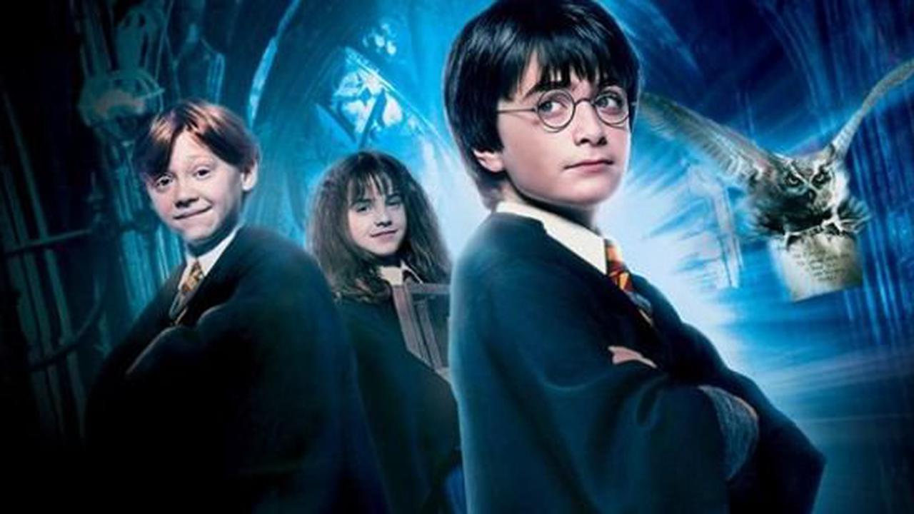 """""""Harry Potter und der Stein der Weisen - Magical Movie Mode"""" im 4K-UHD-Steelbook vorbestellbar"""