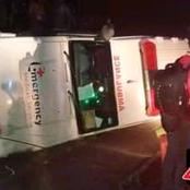 Kenyans Displeased After What A Kenya Red Cross Driver Did In Kabarnet