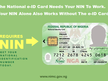 NIMC under fire over errors on national identity app