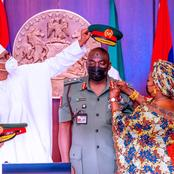 President Buhari Has Taken The COVID-19 Vaccine