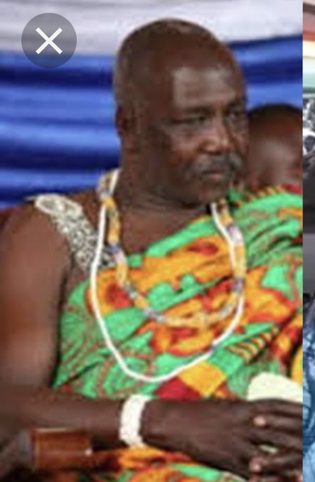 87e99dc82b946e03db93adfbe6f1b5a7?quality=uhq&resize=720 - Photos:Meet Nii Tetteh Otu II, The Chief Who Walked Out On Akufo-Addo Over Failed Promise