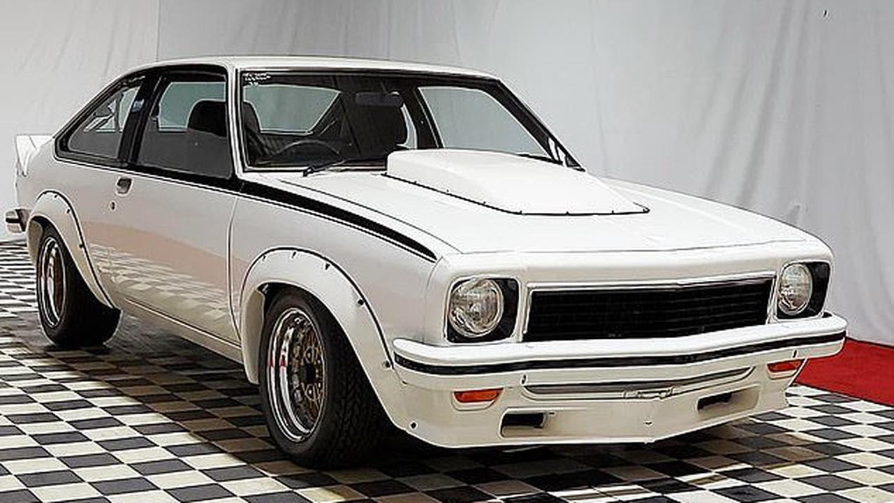 Ultra-rare classic Australian muscle car built in 1977 with just 475km on the clock is expected to fetch more than $1million at auction